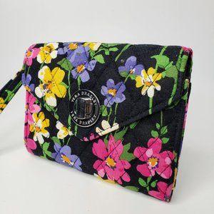 Vera Bradley Wild Flower Smartphone Wristlet